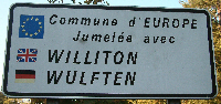Williton sign in Neung