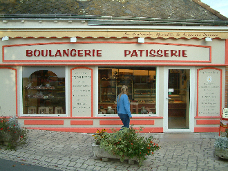Boulangerie Patisserie in Neung